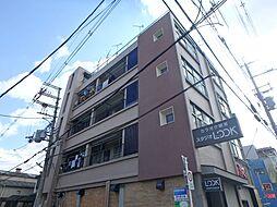 ニュー高井田マンション[202号室]の外観