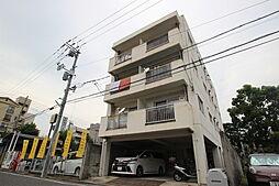 実森ビル[3階]の外観