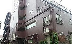 大阪府大阪市東住吉区山坂1丁目の賃貸アパートの外観