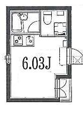 ゴールドレジデンシア大塚[3階]の間取り