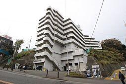 神奈川県横須賀市若松町2丁目の賃貸マンションの外観