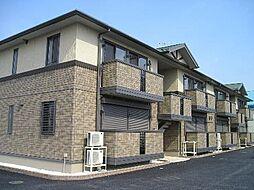 埼玉県川越市南大塚3丁目の賃貸アパートの外観