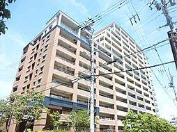 大阪府大阪市城東区今福西2丁目の賃貸マンションの外観