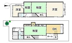 北山駅 1,180万円