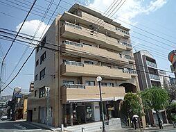 兵庫県宝塚市梅野町の賃貸マンションの外観