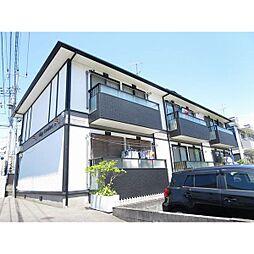ヴィラージュ鎌倉B[2階]の外観