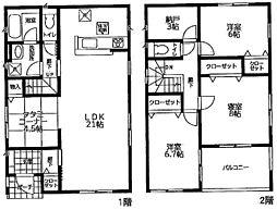 三木上の丸駅 2,280万円