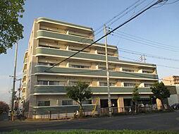 リバーサイド白鷺[3階]の外観