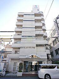 東京都墨田区千歳2の賃貸マンションの外観
