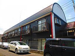 埼玉県北本市本町2丁目の賃貸マンションの外観