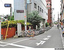 落合南長崎駅(現地まで640m)