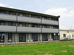 埼玉県さいたま市岩槻区南辻の賃貸マンションの外観