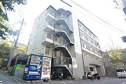 枚方グランドマンション[4階]の外観