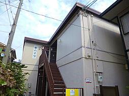 堀ハイツ[201号室]の外観