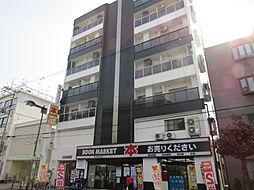 駒川エンビイハイツ[8階]の外観