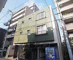 京都府京都市中京区杉屋町の賃貸マンションの外観