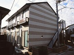 神奈川県横浜市港南区東永谷1丁目の賃貸アパートの外観
