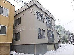 [一戸建] 北海道札幌市白石区東札幌三条4丁目 の賃貸【/】の外観