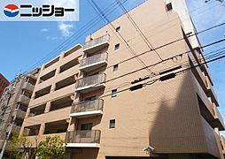 コンフォートピア・アツミ[5階]の外観