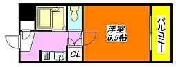 メゾン・708 303号室[3階]の間取り
