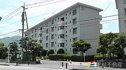 福岡県福岡市早良区四箇田団地の賃貸マンションの外観