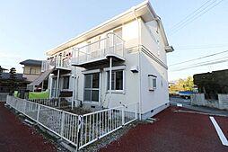 [テラスハウス] 山梨県中巨摩郡昭和町清水新居 の賃貸【/】の外観