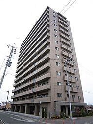 岩手県盛岡市本宮7丁目の賃貸マンションの外観