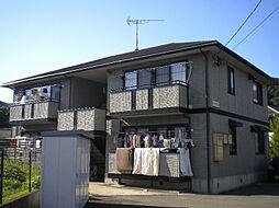 長崎県諫早市多良見町市布の賃貸アパートの外観