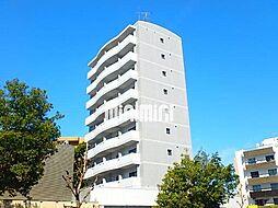ユース山手館[3階]の外観