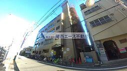 メルヘン新今里[5階]の外観