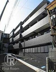 東京都大田区東雪谷4丁目の賃貸マンションの外観
