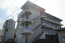 マンション千歳[2階]の外観