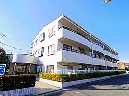 東京都練馬区石神井台5丁目の賃貸マンションの外観
