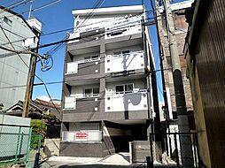 フォンテーヌ藤井寺[3階]の外観
