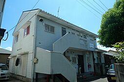 福岡県糟屋郡宇美町桜原3丁目の賃貸アパートの外観