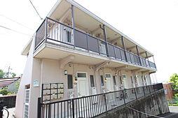 愛知県名古屋市天白区御幸山の賃貸マンションの外観