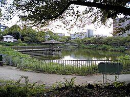 隼人池公園まで492m
