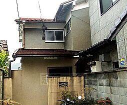 京都府京都市左京区松ケ崎三反長町の賃貸アパートの外観