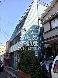 阪堺マンション[2階]の外観