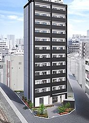 FG城東京橋I 蒲生1 京橋4分[11階]の外観