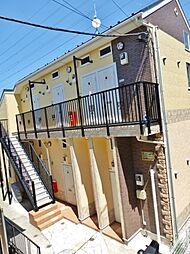 ユナイト川崎クロードレヴィ[2階]の外観