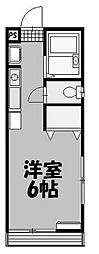 AGパストラル[2階]の間取り