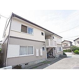静岡県静岡市清水区村松原2丁目の賃貸アパートの外観