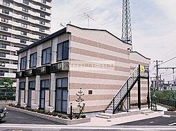 レオパレスレグルス津久野[2階]の外観