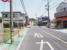 武蔵大和駅まで徒歩約5分です