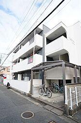 福岡県福岡市南区横手2丁目の賃貸マンションの外観