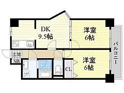 大国町駅 10.1万円