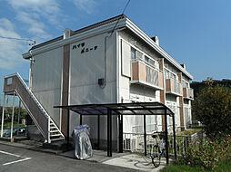 ハイツボニータ[102号室]の外観