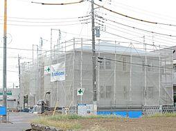 (仮)新松戸北Hハイツ[1階]の外観