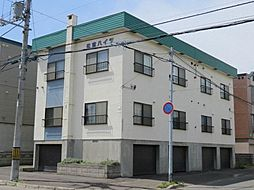 松恵ハイツ[3階]の外観